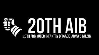 ArmA 3: 20th Armoured Infantry Brigade - Deployment 1 - OP Alkekengi - Taking The PB