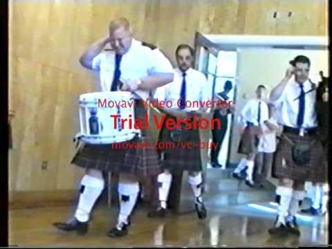 1998 All Ireland Senior Drumming