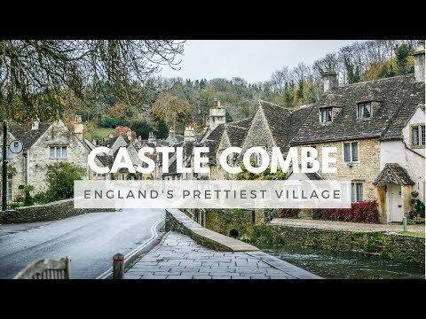 England's PRETTIEST VILLAGE | Castle Combe | Vlog #12