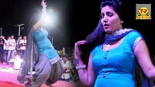 सपना के इस झटके की वजह से सीकर में बरसे दबाके लट्ठ ! Sapna Sikar Dance New Hariyanvi Sapna New 2017