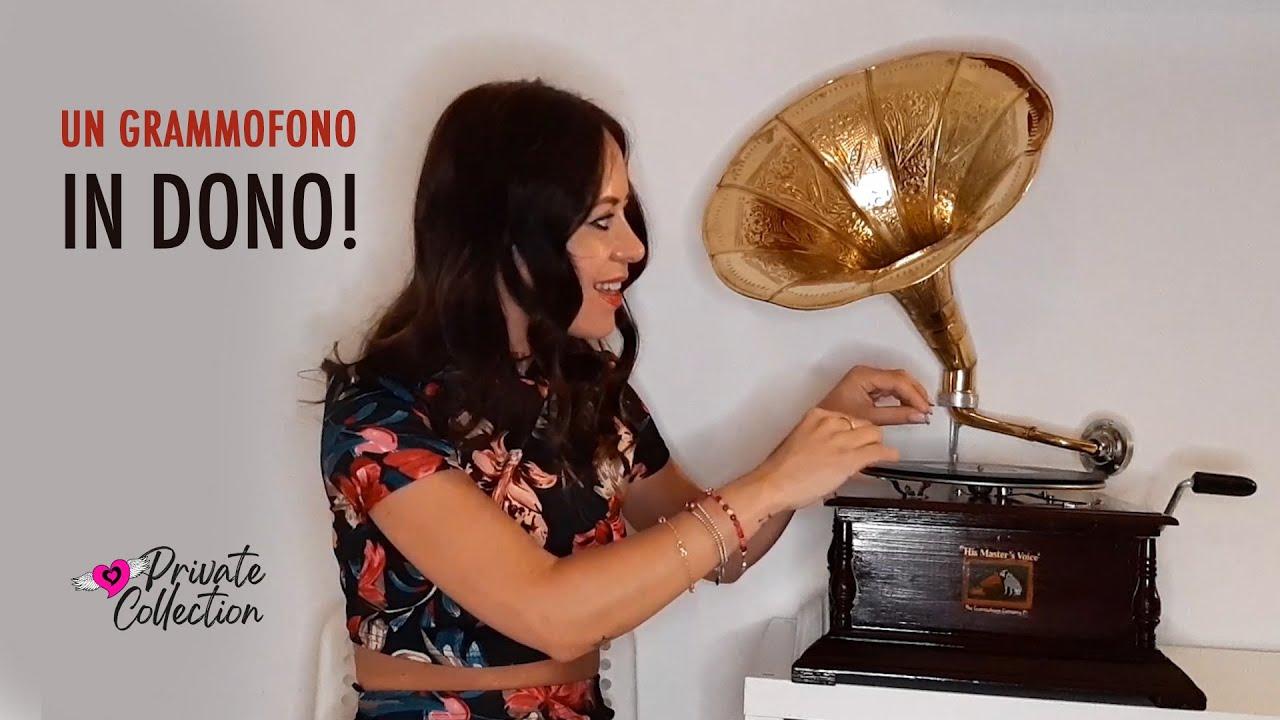 UN GRAMMOFONO IN DONOOO!! | Private Collection