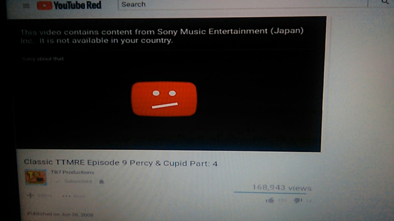 Sony Music Entertainment Japan Is Stupid Youtube