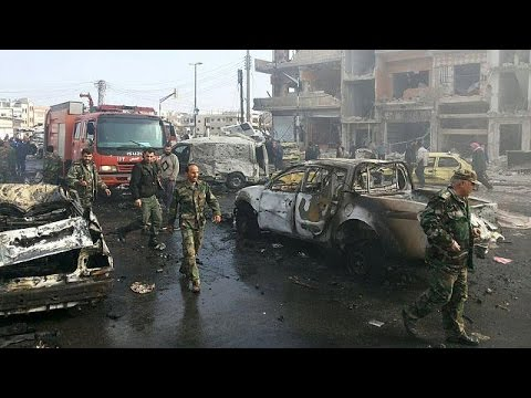 US and Russia broker ceasefire for Syria