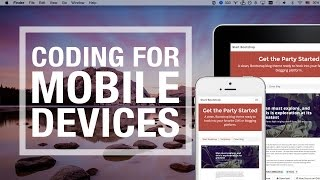 Mobile Web Design - Coding Workflow For Mobile Websites