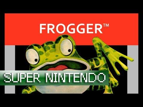 frogger super nintendo