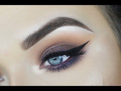 "JACLYN HILL PALETTE + DESIxKATY ""Turbosan"" | Eye Makeup Tutorial thumbnail"