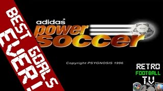 Adidas Power Soccer | Best Goals EVER!