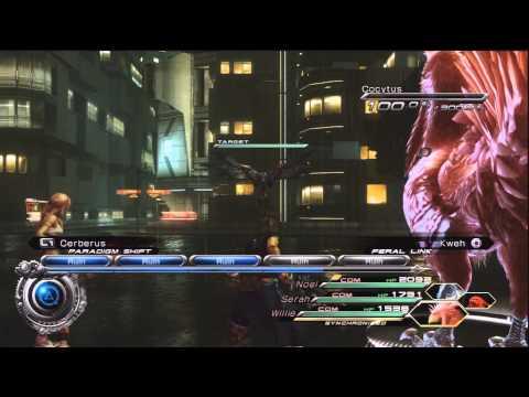 Final Fantasy XIII-2 - Boss: Zenobia