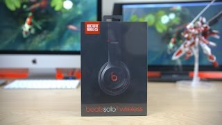 Beats Solo2 Wireless Unboxing + Giveaway!