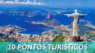 10 Pontos Turisticos para conhecer no Rio de Janeiro | Olá Mundão EP03