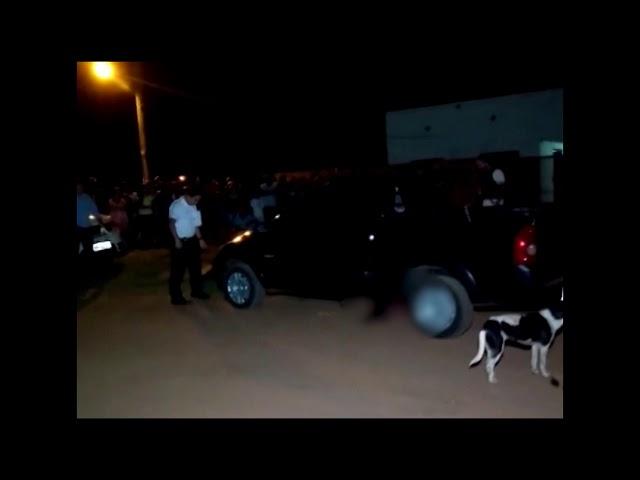 Sepultada em Caarapó jovem atropelada três vezes pelo namorado