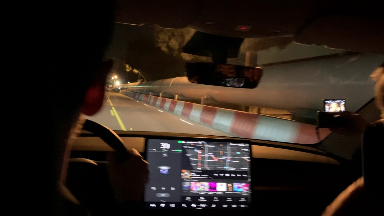 Tesla Model Y test ride: first impressions of Tesla's latest