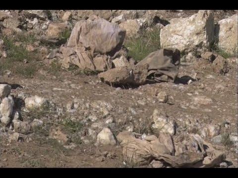 العثور على مقبرة جماعية جديدة في سنجار تضم رفات رجال ...