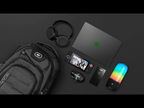 WHAT'S IN MY GAMING TECH BACKPACK | 2019