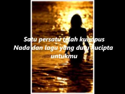 Berganti hati - with lirik