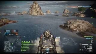 Battlefield 4- Naval Strike Gameplay (PS3)