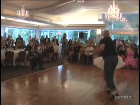 Dancing with the Celebrities 2013 - Dan Bridges & Susan Cole