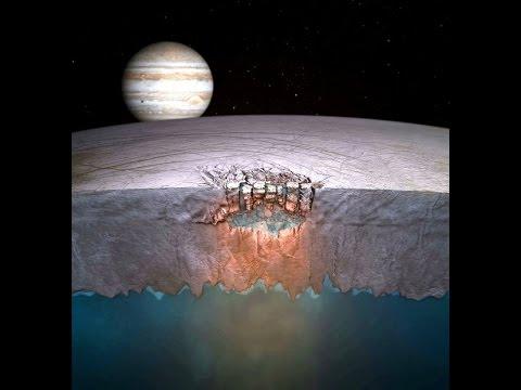 Resultado de imagen de La Luna Europa