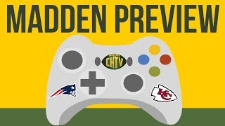 Madden Preview: New England Patriots vs Kansas City Chiefs thumbnail