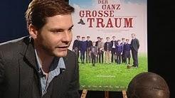 DER GANZ GROSSE TRAUM (Daniel Brühl) | Trailer, Filmclips & Interviews [HD]