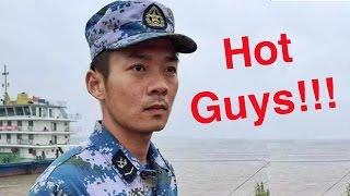 "The ""Hot Guys"" of China"