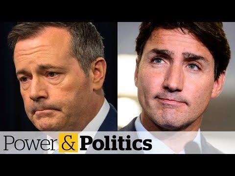 Alberta premier blames Ottawa for Encana's move to U.S. | Power & Politics