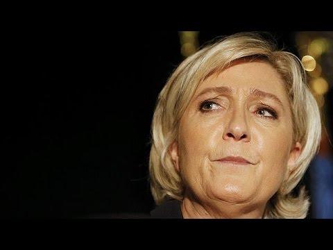 Le Pen's Paris headquarters searched by police