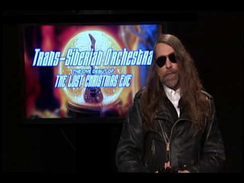 Trans-Siberian Orchestra - Q&A with Paul O'Neill: The Lost Christmas Eve Tour