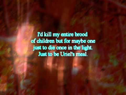 66. Solomon's Salamander - Sumerias' Daily Death Folk - original song - lyrics onscreen