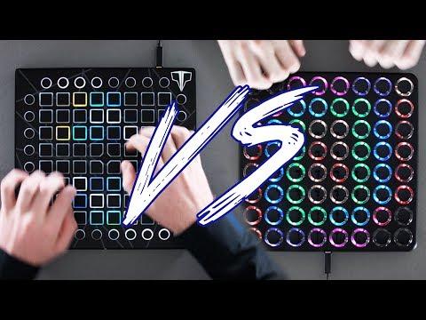 Zedd & Alessia Cara - Stay  Launchpad & Midi Fighter 64 CoverRemix
