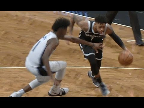 Week 1 201718: Top 10 Crossovers and Handles D'Angelo Russell, Russell Westbrook, and More!