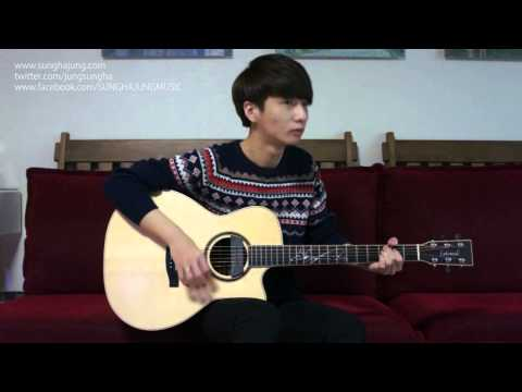 Coldplay The Scientist - Sungha Jung
