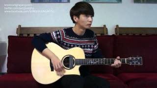 Coldplay) the scientist - sungha jung ...
