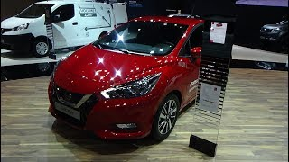 2019 Nissan Micra IG-T 100 - Exterior and Interior - Auto Show Brussels 2019