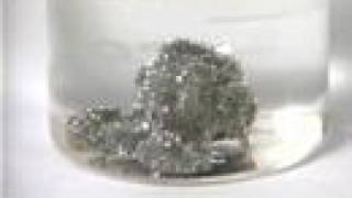Formation of Tin crystals
