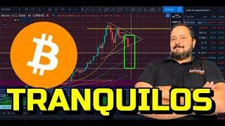 🚨 Bitcoin BAJANDO 📉 y nosotros TRANQUILOS 🤔!! + 16 Altcoins !!