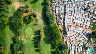 Unequal Scenes - Exploring Inequality by Drone