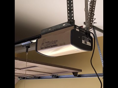 Allister Garage Door Opener Company