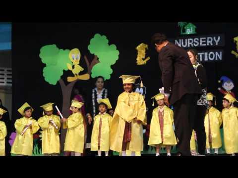 Graduation Ceremony Nursery  - Cinderella AJN