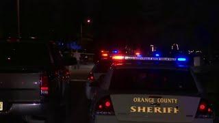 Deputies block street for investigation