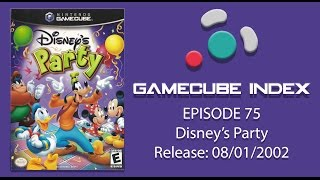 GCNdex - Disney's Party [075]