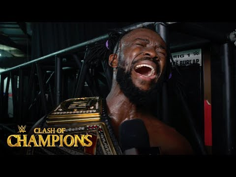 Kofi Kingston on cloud nine after defeating Randy Orton: WWE Exclusive, Sept. 15, 2019