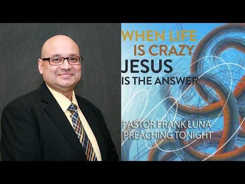 Frank Luna's Testimony 08282016 PM - The Door Christian Fellowship - El Paso Texas