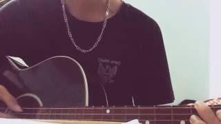Tháng tư là lời nói dối của em guitar Cover
