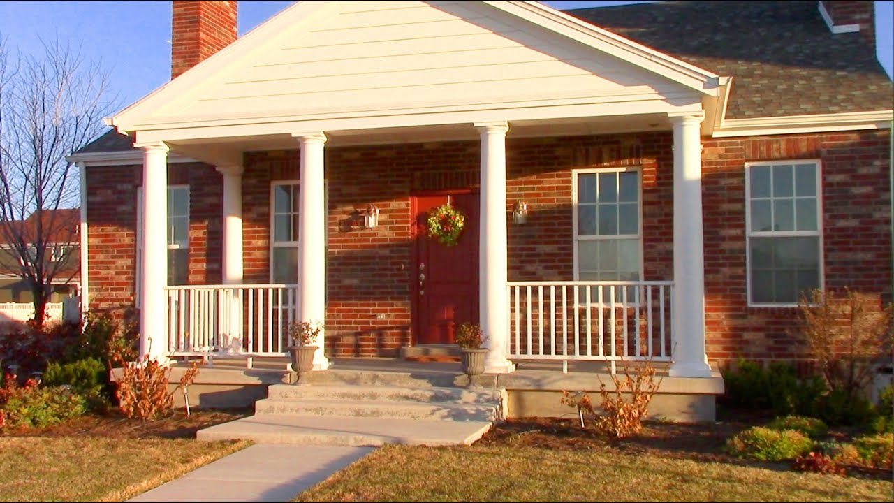 superior columns aluminum vinyl porch posts products plastic structural