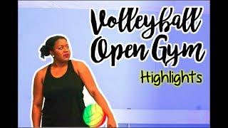 Volleyball OPEN GYM HIGHLIGHTS! ⎮KOKO VOLLEY