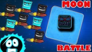 ~ SHADOW BOSS ~ RED BALL 4 ~ BATTLE FOR MOON  ~ ELECTRIC BALL ~ GAMEPLAY