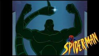 Перетворення в Скорпіона | Spider-Man (1994) 1x02