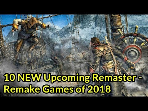 10 New Upcoming Remaster Remake Games Of 2018 Pc Ps4