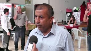 إفتتاح معرض تشغيلي للقرى البدوية في بلدة الزرازير